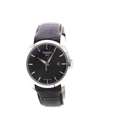 mens tissot couturier watch t0354101605100