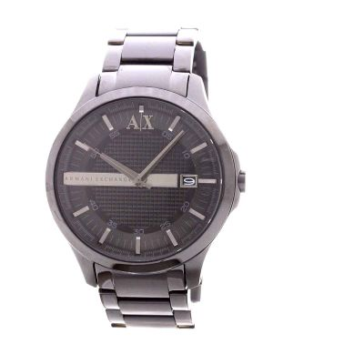 mens armani exchange watch ax2104