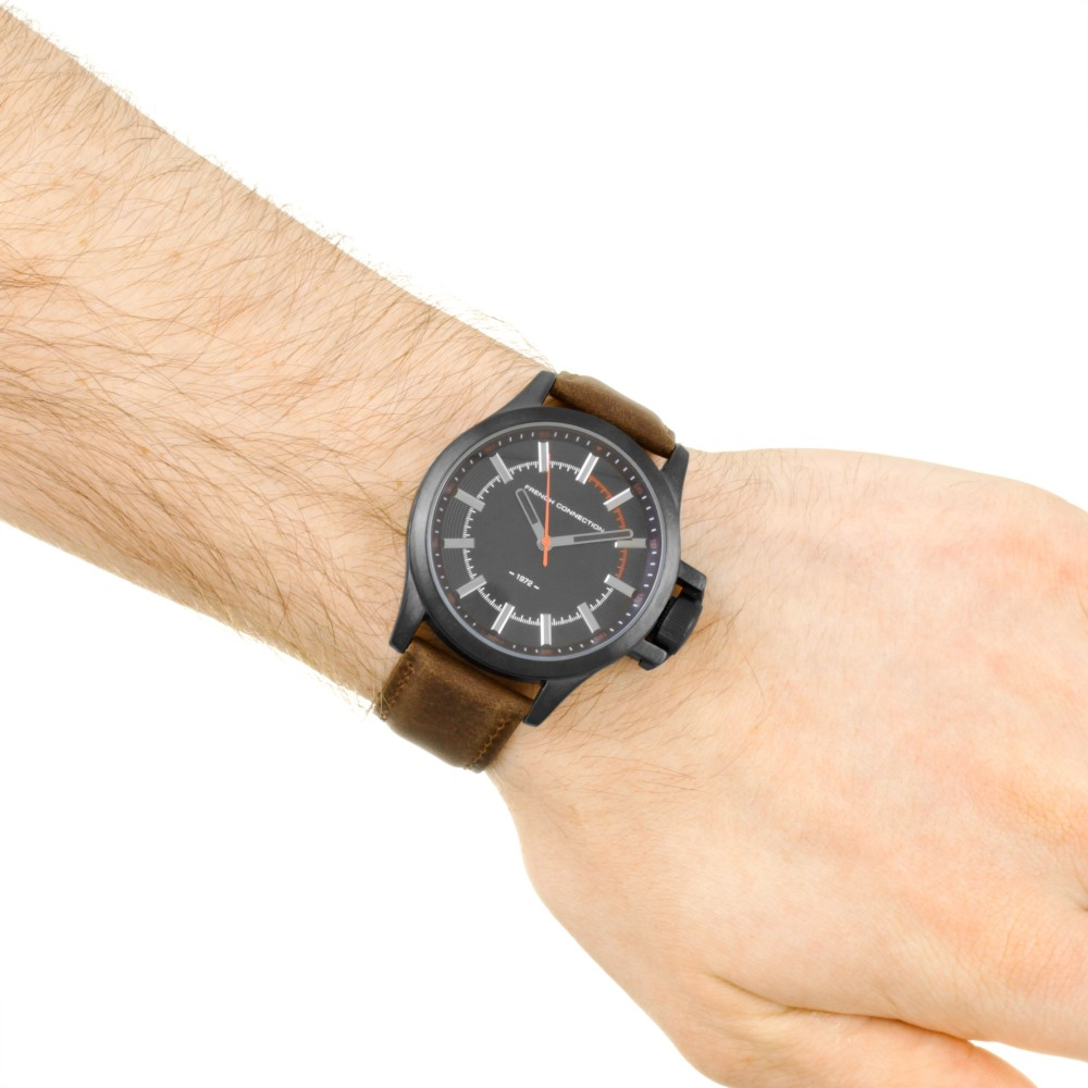 mens french connection watch fc1240tba keyboard arrow up