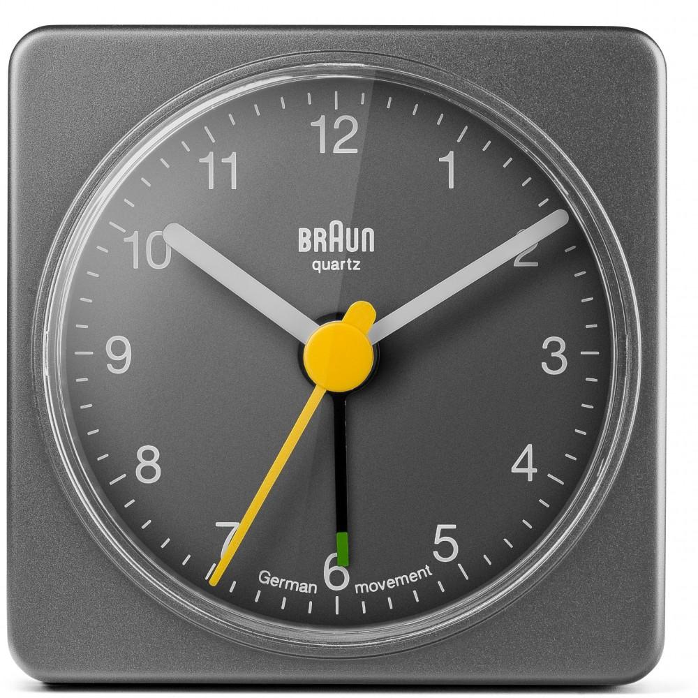 Braun Travel Alarm Clocks Uk